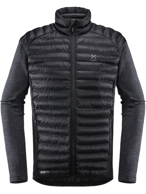 Haglöfs M's Mimic Hybrid Jacket True Black
